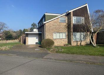 Brandon Avenue, Woodley, Reading RG5. 4 bed detached house for sale