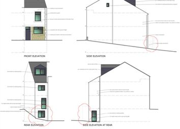 Thumbnail 1 bedroom flat for sale in Newchurch Road, Stacksteads, Bacup