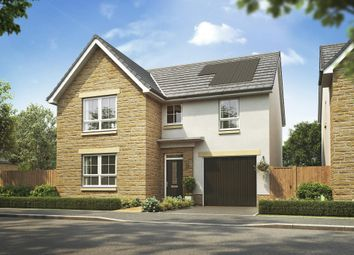 "Thumbnail 4 bed detached house for sale in ""Falkland"" at Malletsheugh Road, Newton Mearns, Glasgow"