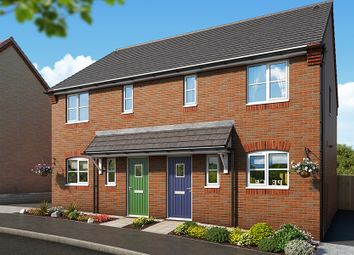 "Thumbnail 3 bed property for sale in ""The Cornflower At Mill Farm, Tibshelf"" at Mansfield Road, Tibshelf, Alfreton"