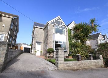 Thumbnail 3 bed semi-detached house for sale in Longfield Villas, Oreston, Plymouth