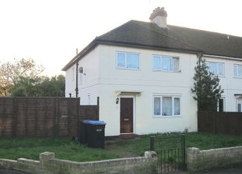 Thumbnail 6 bed end terrace house to rent in Almond Close, Englefield Green, Egham