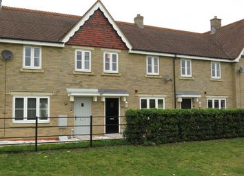 Thumbnail Terraced house for sale in Hogsden Leys, St. Neots
