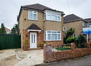 Thumbnail 3 bed detached house for sale in Money Lane, West Drayton, Middlesex