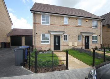 Thumbnail 3 bedroom semi-detached house to rent in Wentworth Road, Essex, Stanford-Le-Hope