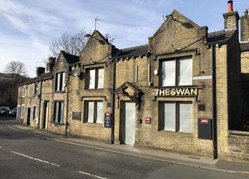 Thumbnail Pub/bar for sale in Swan Inn, 5 Station Road, Marsden, Huddersfield, West Yorkshire