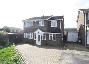 Thumbnail 4 bedroom detached house for sale in Caithness Court, Bletchley, Milton Keynes