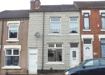 Thumbnail 3 bedroom terraced house for sale in St Michaels Road, Pittshill, Stoke-On-Trent