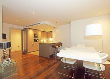 Thumbnail 2 bed flat to rent in Compass House, Chelsea Creek, Fulham, London