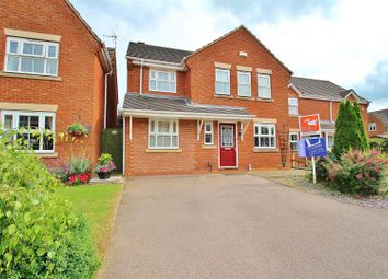 Thumbnail 4 bed detached house for sale in The Pyke, Rothley, Leicester