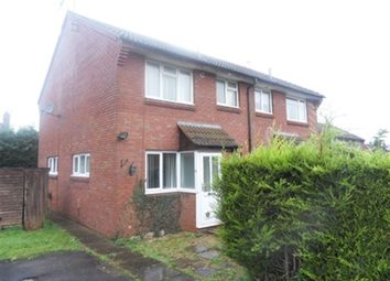 Thumbnail 1 bed property to rent in Hughes Close, Northway, Tewkesbury, Gloucestershire