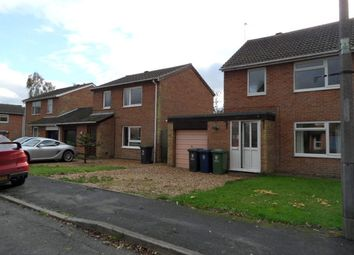 Thumbnail 3 bed terraced house to rent in Elstow Close, Over, Cambridge