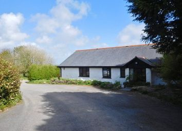 Thumbnail 4 bed bungalow to rent in St. Breock, Wadebridge