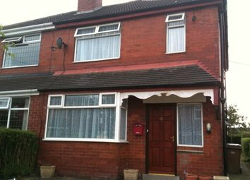 Thumbnail 2 bedroom semi-detached house to rent in 12 Louvain Avenue, Sneyd Green, Stoke On Trent