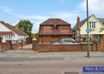 Thumbnail 4 bed detached house for sale in Feltham Hill Road, Ashford