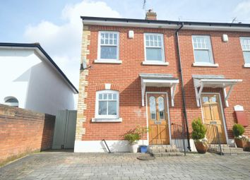 Thumbnail 3 bedroom end terrace house for sale in Highlands Road, Leatherhead