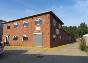 Thumbnail Commercial property to let in Kestrel Park, Tallon Road, Hutton, Brentwood