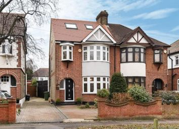 Thumbnail 4 bedroom semi-detached house for sale in Summit Drive, Woodford Green