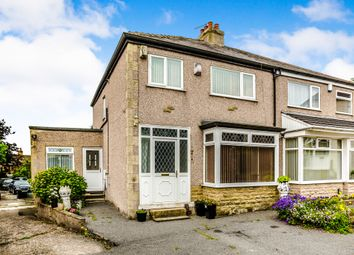 Thumbnail 3 bed semi-detached house for sale in Wheatlands Square, Heaton, Bradford
