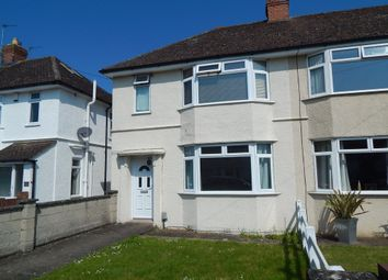 Thumbnail 1 bed semi-detached house to rent in Beechey Avenue, Marston, Oxford