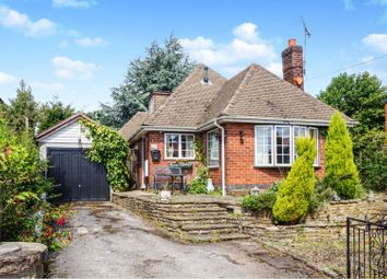 Thumbnail 2 bed detached bungalow for sale in Birches Lane, South Wingfield