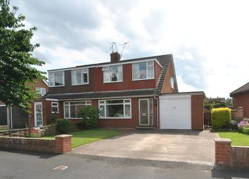 Thumbnail 3 bed semi-detached house for sale in The Grove, Tarporley Road, Whitchurch