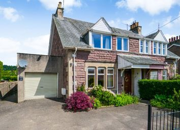 Thumbnail 3 bed semi-detached house for sale in 53 Dollerie Terrace, Crieff