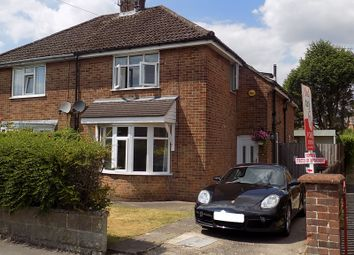 Thumbnail 3 bed semi-detached house for sale in Springfield Avenue, Ashbourne Derbyshire