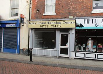 Thumbnail Retail premises to let in 64 Carolgate, Retford, Nottinghamshire