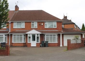 Thumbnail 5 bedroom semi-detached house for sale in Grestone Avenue, Handsworth Wood, Birmingham