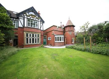 Thumbnail 2 bed flat to rent in The Drive, Roundhay, Leeds, West Yorkshire, 1Jh, Roundhay, Leeds