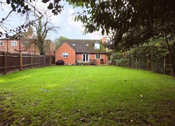 Thumbnail 4 bed detached bungalow for sale in South Stoke Road, Woodcote, Reading