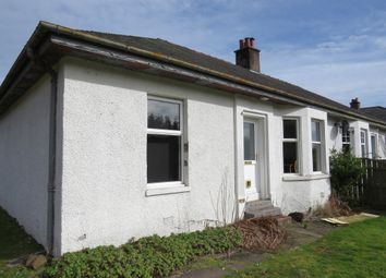 Thumbnail 2 bedroom semi-detached bungalow for sale in The Vennel, Denny