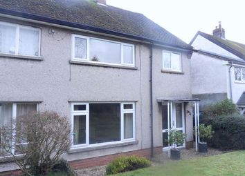 Thumbnail 3 bed semi-detached house for sale in Ty Freeman Houses, Gwehelog, Nr Usk, Monmouthshire