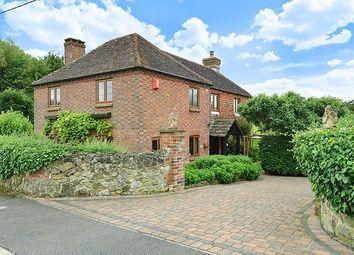 Thumbnail 3 bed detached house for sale in Newbridge Road West, Billingshurst