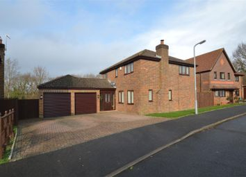 Thumbnail 4 bed detached house for sale in Cowdray Park Road, Bexhill-On-Sea