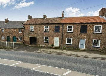 Thumbnail 2 bed semi-detached house for sale in Church View, Ainderby Steeple, Northallerton, N