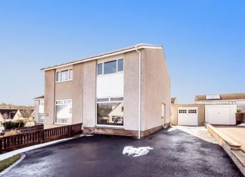 Thumbnail 2 bed semi-detached house for sale in Porterfield, Comrie, Dunfermline