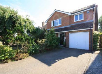 Thumbnail 4 bed detached house for sale in Edwin Panks Road, Hadleigh, Ipswich