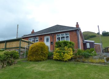 Thumbnail 3 bed detached bungalow to rent in Llanfaredd, Builth Wells