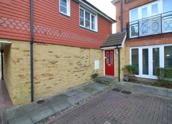 Thumbnail 1 bedroom maisonette for sale in Yukon Road, Broxbourne