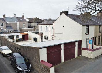 Park Road, Swarthmoor, Ulverston LA12. 2 bed terraced house for sale