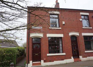 Thumbnail 2 bedroom end terrace house for sale in Rodney Street, Rochdale