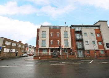 Thumbnail 2 bed flat for sale in Unicorn Court, Fratton Road, Portsmouth