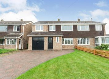 Thumbnail 4 bed semi-detached house for sale in Elm Tree Drive, Bassingbourn, Royston