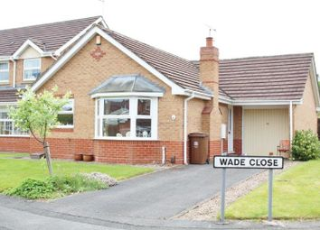Thumbnail 2 bed bungalow for sale in Wade Close, Mansfield