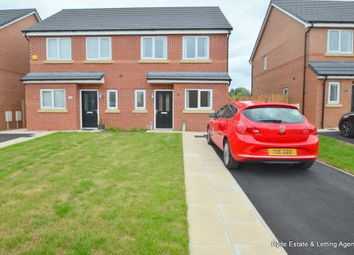 Thumbnail 2 bed semi-detached house for sale in Thursby Walk, Middleton, Manchester