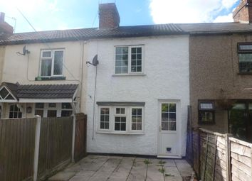 Thumbnail 2 bed terraced house to rent in Mill Lane, Codnor, Ripley