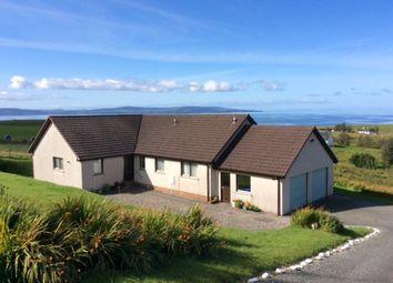 Thumbnail 4 bed bungalow for sale in 1 Totescore, Kilmuir, Isle Of Skye
