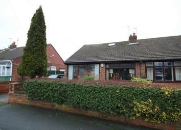 Thumbnail 3 bed semi-detached bungalow for sale in Dingle Avenue, Newton-Le-Willows